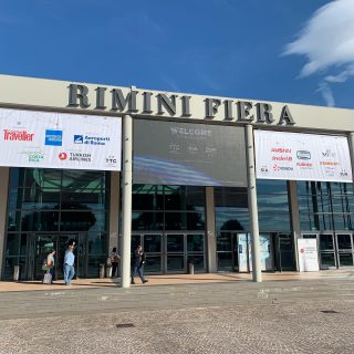 Looking for new ideas at @sia_hospitalitydesign and meet some partner working with #rimini #traveller #ttg19 #sia19 #iegexpo